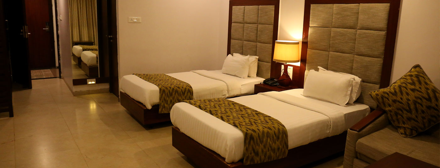 Room Tariff Starting from 2000 + Taxes